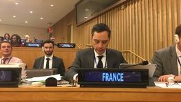 "73rd UNGA - Thematic debate, cluster on ""regional disarmament and security"" (...)"
