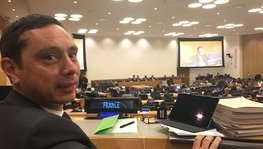 "73rd UNGA - Thematic debate, cluster on ""other disarmament measures and (...)"