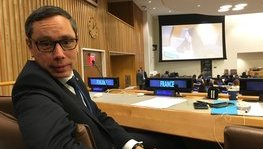 "73rd UNGA - Thematic debate, cluster on ""disarmament machinery"" (October (...)"