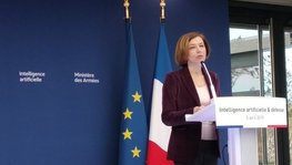 "France will not develop ""killer robots"" - Speech by the Minister of the (...)"