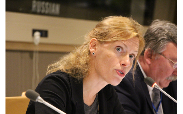 Ambassador Alice Guitton, Permanent Representative of France to the Conference on Disarmament